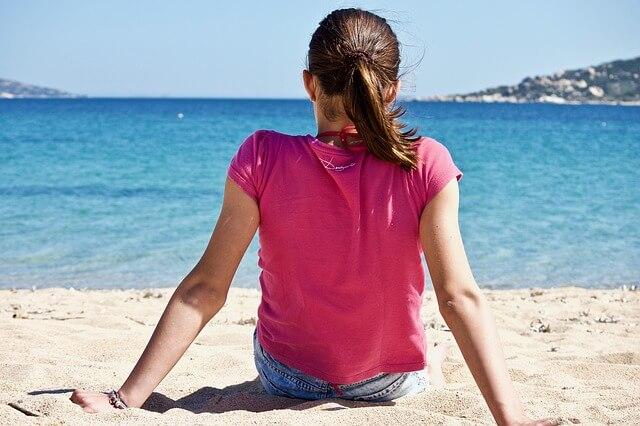 ים, נערה, דיכאון בגיל ההתבגרות