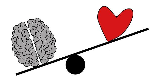 טיפול בהפרעת חרדה באמצעות שינוי התפישה בין השכל לרגש.