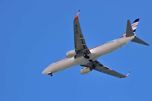 טיסות, שמים, מטוס, גובה