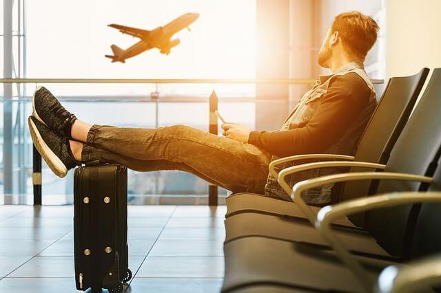 טיסה, טרמינל