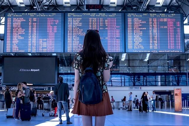 שדה תעופה, טרמינל, טיסה, לוח טיסות