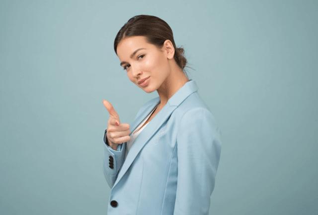 אישה, ביטחון עצמי גבוה