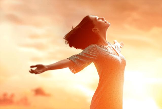 שחרור, העצמה, שמחה, אישה