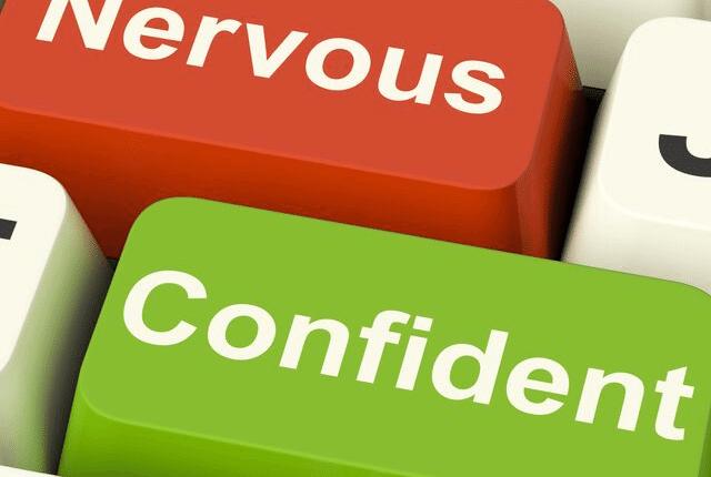 כפתור ביטחון עצמי