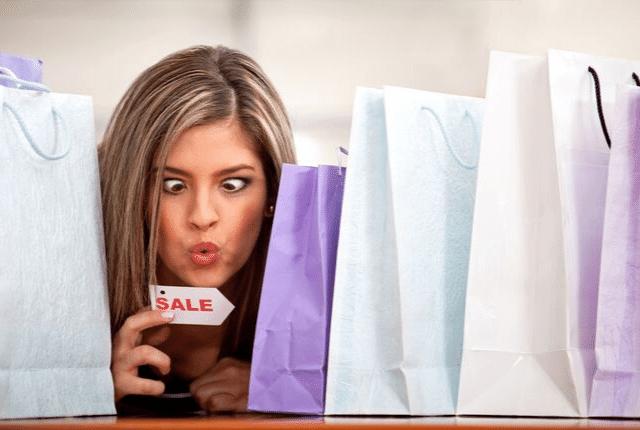 אובססיה לקניות ושופינג