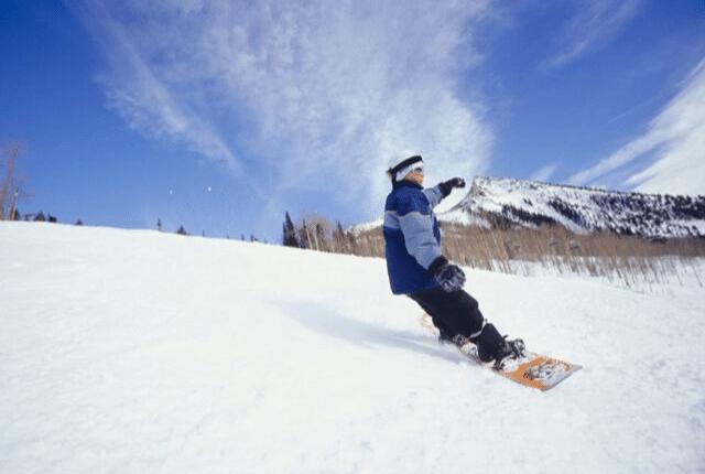 שחרור מדיכאון בגיל ההתבגרות באמצעות סקי שלג וגלישה