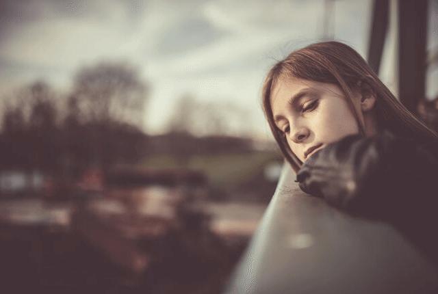 דיכאון במחזור, אישה עצובה