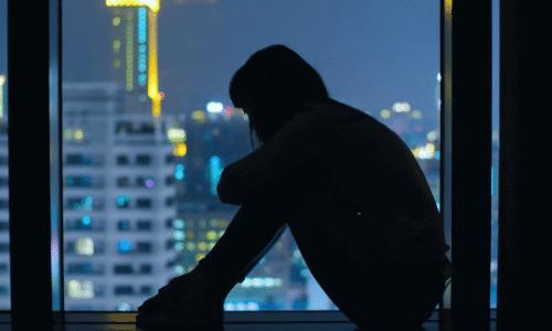 דיכאון והתאבדות, מחשבות רעות, גובה