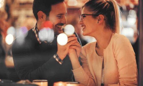 דייט, פגישה ראשונה, אהבה, זוגיות