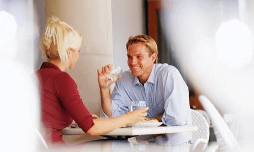 ביטחון עצמי בדייטים, פגישת היכרות
