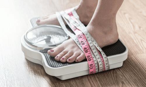 משקל, אובססיה לאכילה