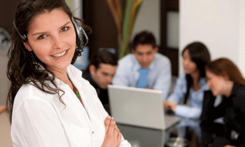ביטחון עצמי המכירות, סוכנת מכירות, שירות לקוחות