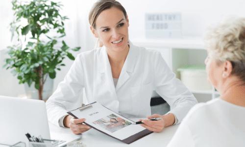 טיפול בחרדות בגיל המעבר, טיפול מקצועי, הדרכה למבוגר