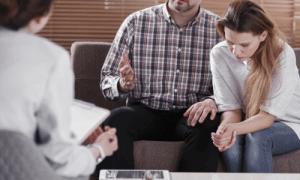 טיפול במצב של דיכאון נישואין