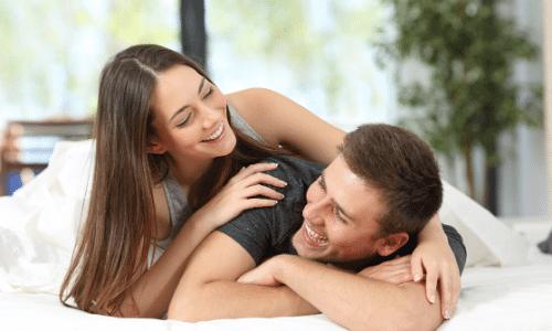 זוג נשוי ואוהב