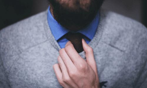 גבר, עניבה