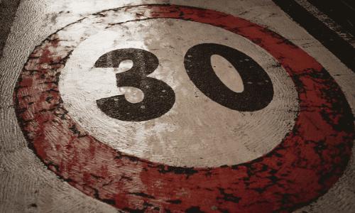 תמרור 30