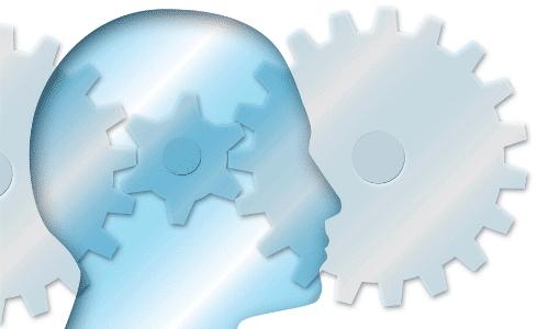 גלגל מחשבה, מניע של המוח