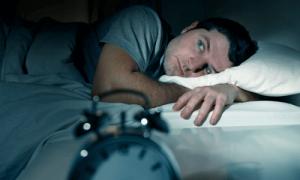 הפרעת שינה, קושי להירדם