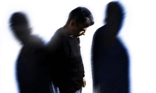 טיפול בהפרעה נפשית, זהות כפולה, צל האדם