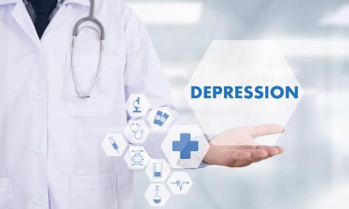 טיפול בתסמיני דיכאון, רפואה, בריאות