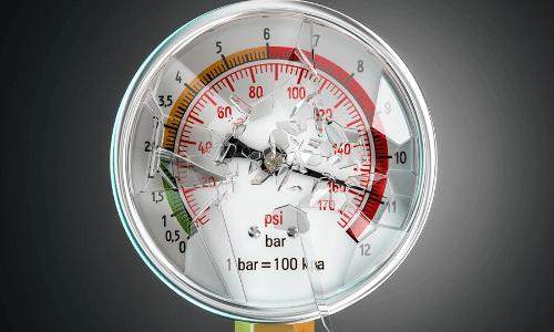 לחץ, מכשיר מדידת רמת הלחץ