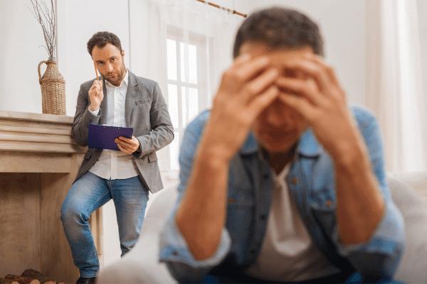 טיפול קוגניטיבי התנהגותי למטופל