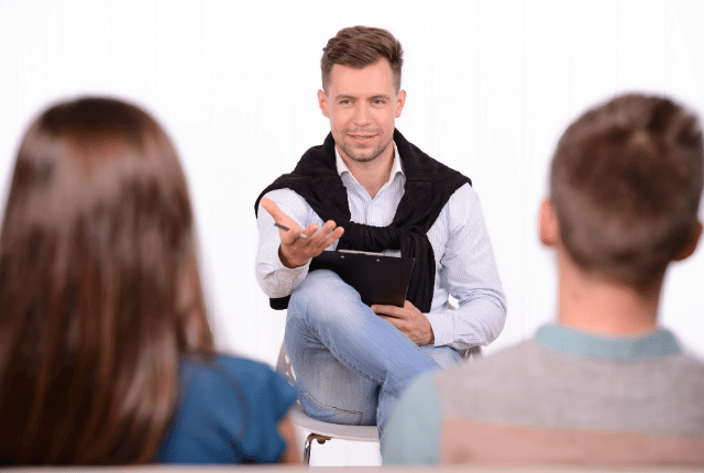 פסיכולוג בטיפול זוגי